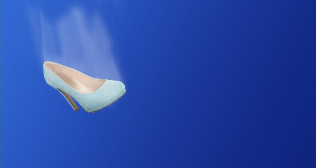 FallingShoe
